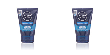 Nivea MEN ORIGINALS refreshing face wash 100 ml