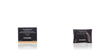 Chanel VITALUMIERE AQUA cpct #60-beige refill 13 gr