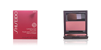 Shiseido LUMINIZING satin face color #PK304-carnation 6.5 gr