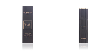 Guerlain PARURE GOLD fdt fluide #13-rose naturel 30 ml