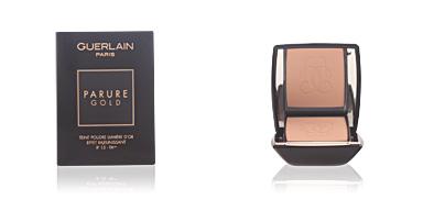 Guerlain PARURE GOLD fdt compact #12-rose clair 10 gr