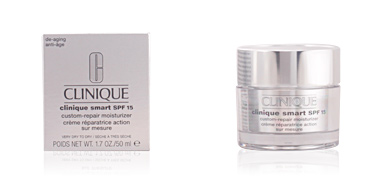 Clinique SMART SPF15 custom-repair moisturizer PS 50 ml