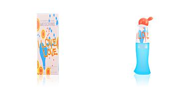 Moschino CHEAP & CHIC I LOVE LOVE deo zerstäuber 50 ml
