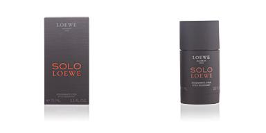 Loewe SOLO LOEWE deo stick 75 ml