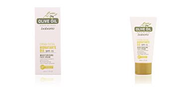 ACEITE DE OLIVA crema facila hidratante día SPF15 50 ml