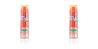 Gillette FUSION hydra gel afeitar piel sensible 200 ml