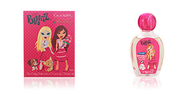 Cartoon BRATZ PAMPERED PUPZ edc vaporizador 75 ml