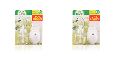 Air-wick AIR-WICK ambientador electrico completo #white 19 ml