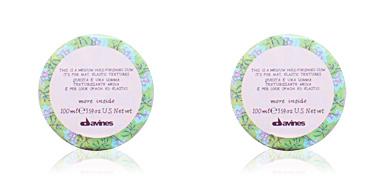 Davines MORE INSIDE medium hold finishing gum 100 ml