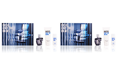 Diesel ONLY THE BRAVE SET 3 pz