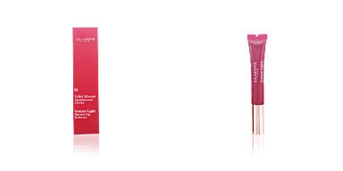 Clarins ECLAT MINUTE embelisseur levres #08-plum shimmer 12 ml