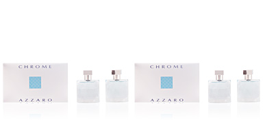 Azzaro CHROME LOTE 2 pz