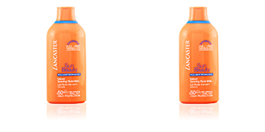 Lancaster SUN BEAUTY velvet tanning fluid milk SPF50 400 ml