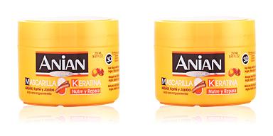 Anian ANIAN KERATINA mascarilla repara & protege 250 ml