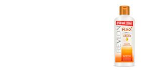 Revlon FLEX KERATIN shampoo nourishing argan oil 650 ml