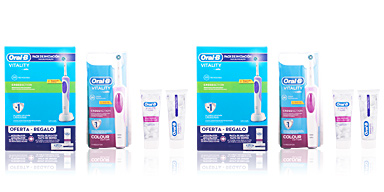 Oral-b ORAL-B VITALITY CROSS ACTION BELLEZA COFFRET 3 pz