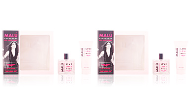 Singers MALÚ LIVE LOVE MUSIC SET 2 pz