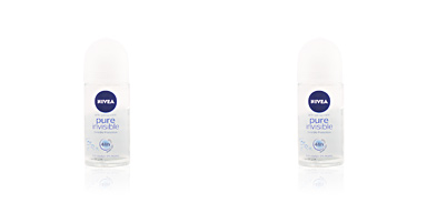 Nivea PURE INVISIBLE deo roll-on 50 ml