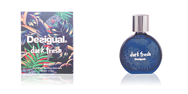 Desigual DARK FRESH MAN edt spray 50 ml