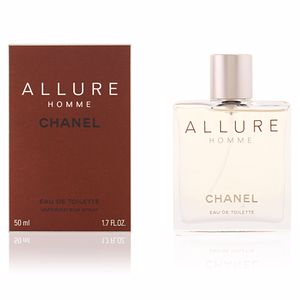ALLURE HOMME edt vaporizador 50 ml