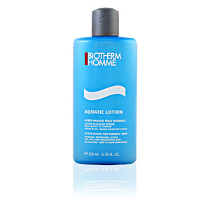 HOMME aquatic after shave lotion