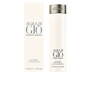 ACQUA DI GIO HOMME gel de ducha 200 ml