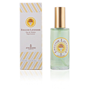 ENGLISH LAVENDER edt vaporizador 75 ml
