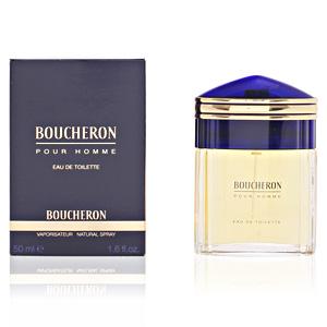 BOUCHERON HOMME edt vaporizador 50 ml