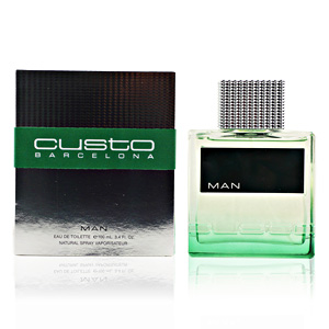 CUSTO MAN edt vaporizador 100 ml