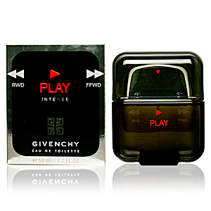 PLAY INTENSE edt vaporizador 50 ml