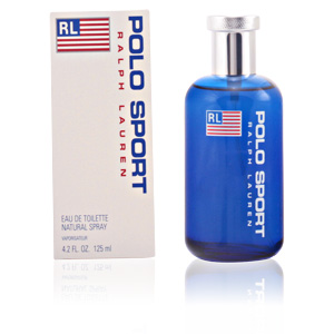 POLO SPORT edt vaporizador 125 ml