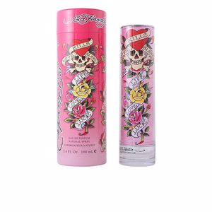 ED HARDY WOMAN edp vaporizador 100 ml