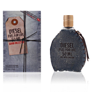 FUEL FOR LIFE HOMME DENIM edt vaporizador 50 ml