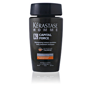 HOMME CAPITAL FORCE shampooing traitant quotidien 250 ml