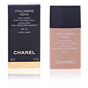 VITALUMIERE AQUA fluide #44-beige ambré 30 ml