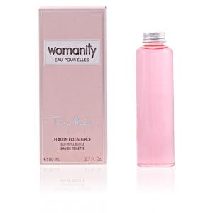 WOMANITY EAU POUR ELLES edt refill vaporizador 80 ml