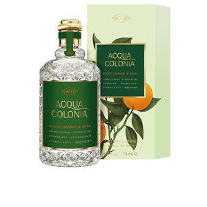 ACQUA eau de cologne BLOOD ORANGE & BASIL