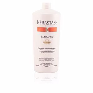 NUTRITIVE bain satin 2 irisome 1000 ml