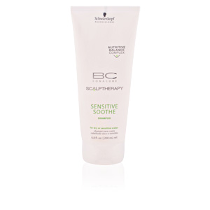 BC SCALP THERAPY sensitive soothe shampoo 200 ml