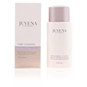 PURE CLEANSING eye make-up remover 125 ml