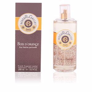 BOIS D'ORANGE eau fraîche parfumée vaporizador 200 ml