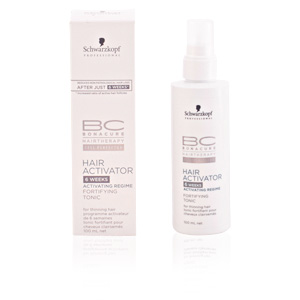 BC HAIR ACTIVATOR activating regime fortifying tonic 100 ml