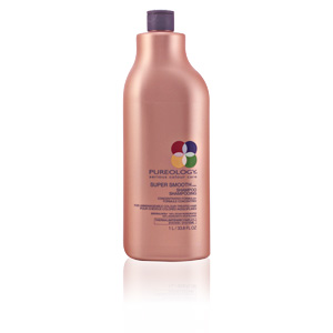 SUPER SMOOTH shampoo 1000 ml