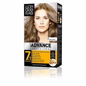 LLONGUERAS COLOR ADVANCE hair colour #7-medium blond