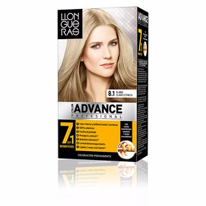 LLONGUERAS COLOR ADVANCE hair colour #8,1-light blond cender