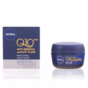 Q10+ ANTI-WRINKLE night cream 50 ml
