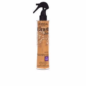 ELNETT SATIN spray fijador protector de calor liso 170 ml