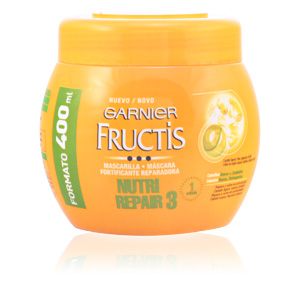 FRUCTIS NUTRI REPAIR-3 mascarilla 400 ml