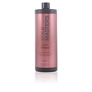 STYLE MASTERS smooth shampoo for straight hair 1000 ml