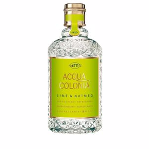 ACQUA colonia Lime & Nutmeg edc vaporizador 170 ml